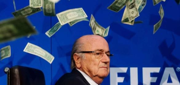 sepp blatter demission - opinion