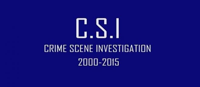 CSI Crime Scene Investigation 2000-2015