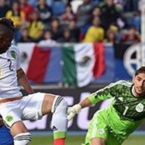 México es vencido uno a cero por Ecuador