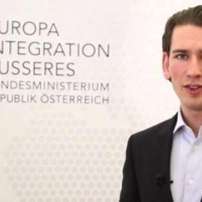 Sebastian Kurz un diplomat fără diplomaţie