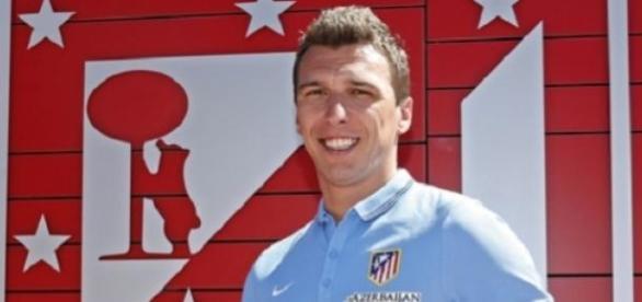 Mario Mandzukic wechselt zu Juventus Turin