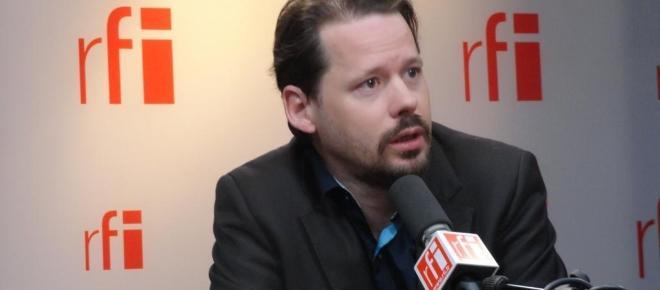 François Delapierre membre du Parti de Gauche
