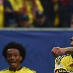 Colombia y Perú igualan sin goles