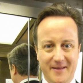 David Cameron wants to make drastic cuts.