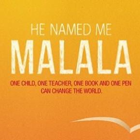 'He named me Malala': an inspirational story