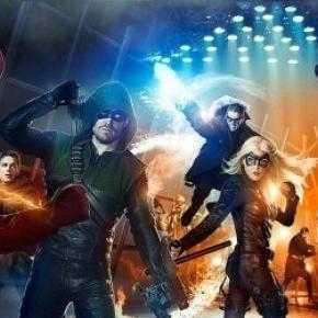 The CW's Legends of Tomorrow's Promotional Photo