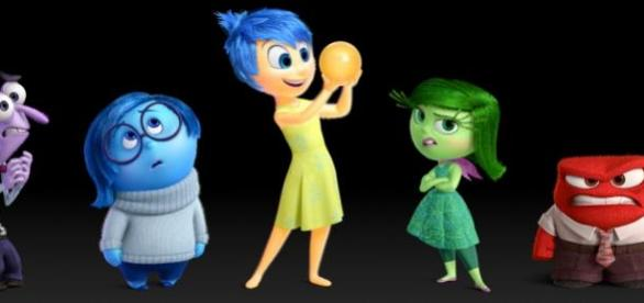 'Inside Out' shimmers and glimmers