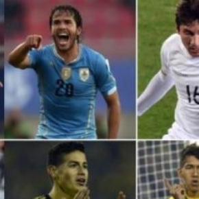 Los ocho equipos que jugarán los cuartos de final