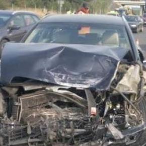 Masakra na trasie A4, trwa akcja ratownicza