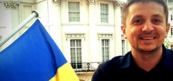 Gabriel Chelaru, un tânăr român împlinit la Londra