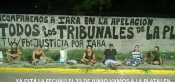 La violación a Iara Carmona permanece impune