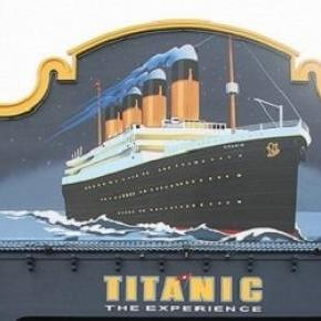 James Horner wrote the score for 'Titanic'