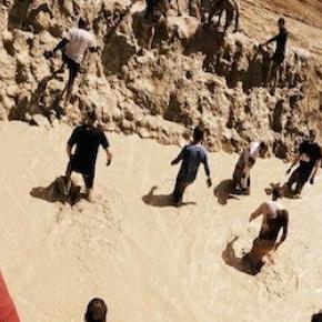 Les participants au Mud Day ont vite déchanté.