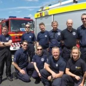 Pompierii din Operațiunea Sabre