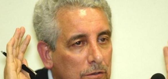 Ex-diretor do Banco do Brasil, Henrique Pizzolato