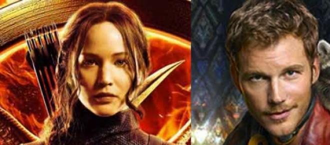 Jennifer Lawrence y Chris Pratt trabajaran juntos.
