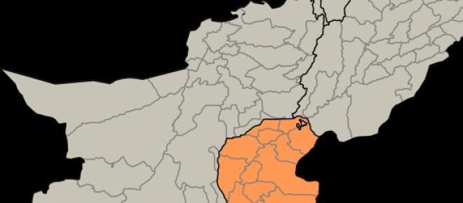 Pakisztán déli része - Sindh tartomány