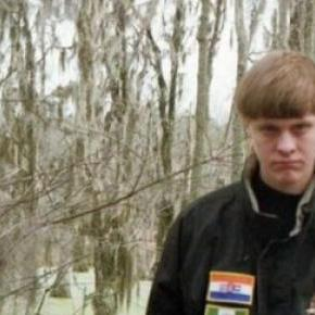 Dylann Roof in prison for murdering 9 people