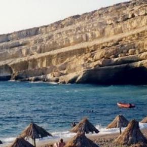 Kurort wakacyjny w Grecji