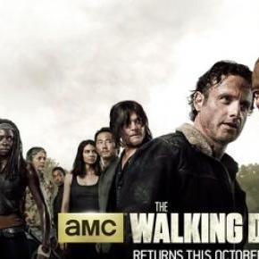 Walking Dead season 6 poster