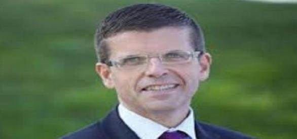 Luc Carvounas, sénateur-maire PS d'Alfortville