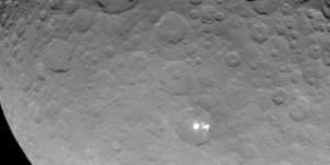 Церера - ближайшая к Солнцу карликовая планета