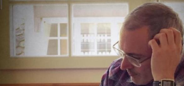 Ходорковскому есть о чем задуматься. (с)М.Баронова