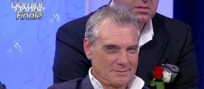 Antonio Jorio annuncia il ritorno a Uomini e Donne