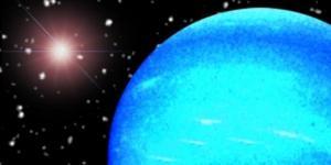 Gliese 436b в представлении художника