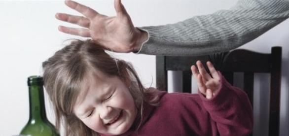 Dzieci się nie bije. NIGDY!
