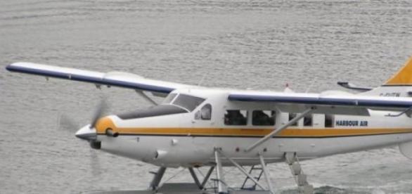 Modelul tipului de avion prăbuşit în Alaska
