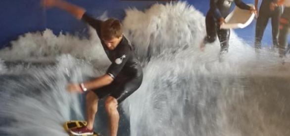 Surf, otra opción para practicar en Buenos Aires