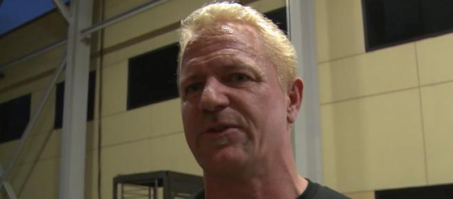 Jeff Jarrett participera au King of the Mountain Match de Slammiversary. Sa présence sera un formidable outil de promotion pour sa compagnie : la Global Force Wrestling.