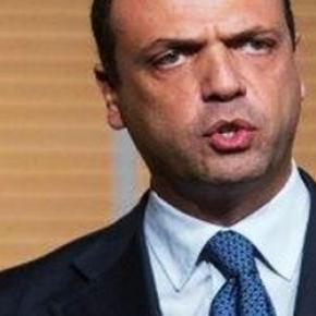 Angelino Alfano, ministrul italian de interne
