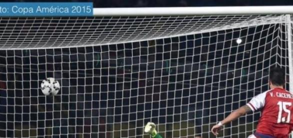 Brasil pierde en penales con Paraguay
