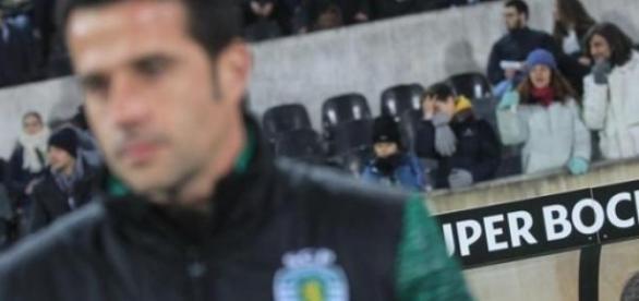 Marco Silva ainda é treinador do Sporting.