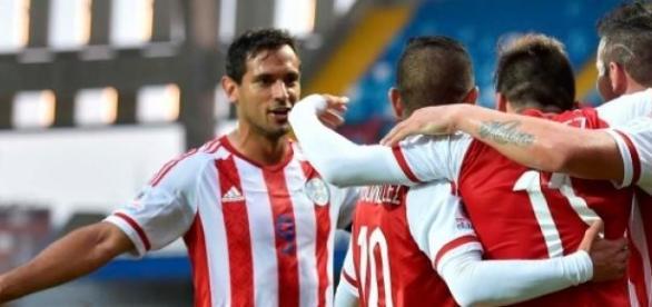 Paragwaj awansował do półfinału