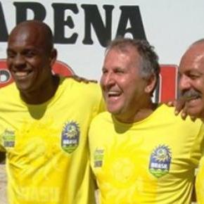 Resultado de imagem para ZICO Brasil Beach Soccer