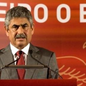 O presidente do Benfica está confiante.