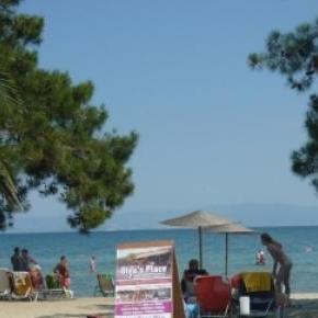 Staţiune din Insula Thassos