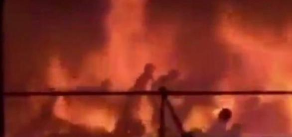 500 blessés lors d'une fête qui a tourné au drame.
