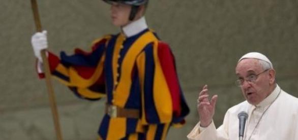Curajul Papei Francis pare a fi puterea lui