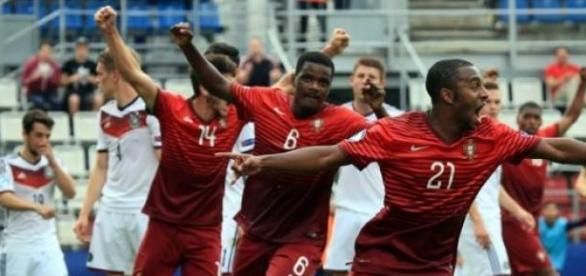 Portugal x Suécia | Final do Campeonato da Europa