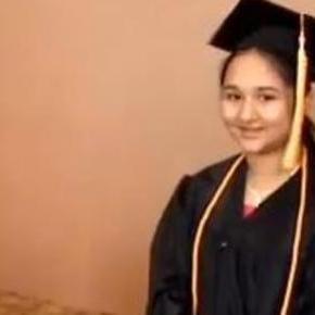 A 11 ans elle intègre Harvard