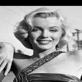 a varázslatos szépségű Marilyn Monroe