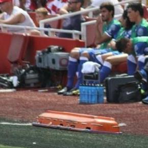 Benitez will soon be on the Bernabeu touchline