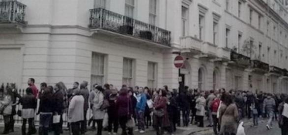 Alegerile din 2014, la Londra