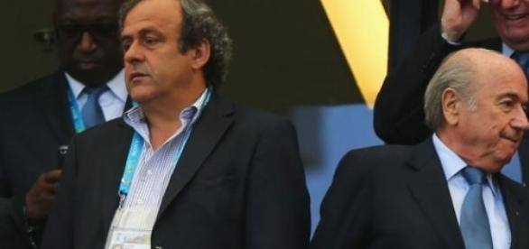 Blatter rezygnuje ze stanowiska prezydenta FIFA