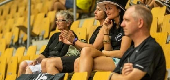 NZ fans were gripped by the action in 2nd Test win