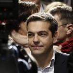 Alexis Tsipras, líder de Syriza y jefe del Gobierno griego
